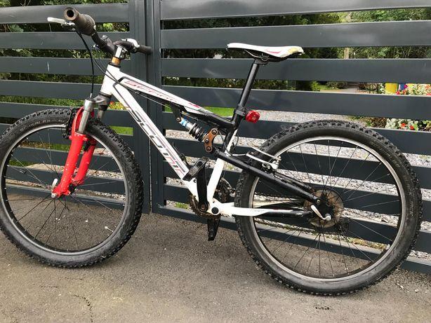 Rower Scott Spark JR24 Full amortyzacja dziecięcy