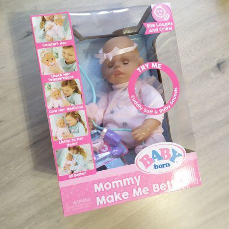 Оригинал беби борн Baby Born Mommy Make Me Better