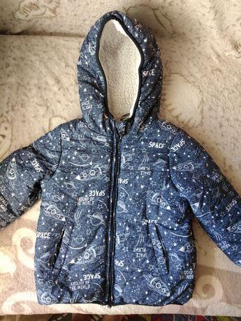 Курточка для мальчика Глория Джинс