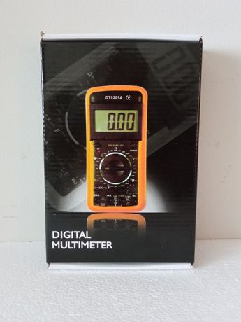 Multímetro LCD Digital DT9205A