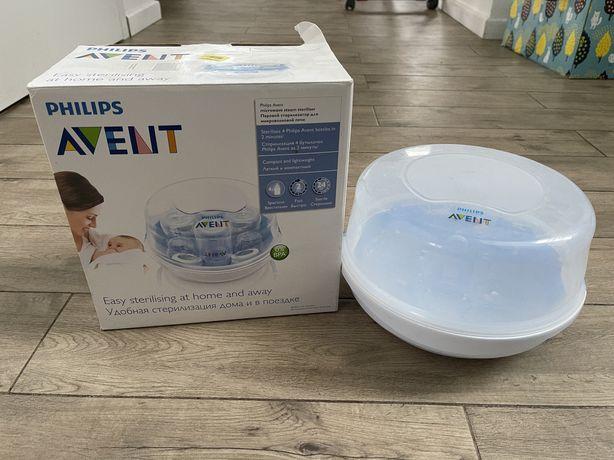 Стерилизатор детских бутылочек Philips Avent отличное состояние