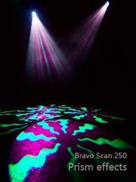 Entar Bravo Scan 250 światło dyskotekowe