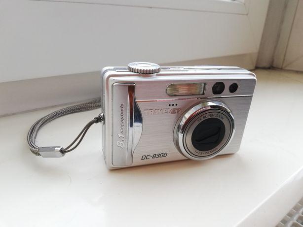 цифровий фотоаппарат Traveler DC-8300, цыфровой фотоаппарат