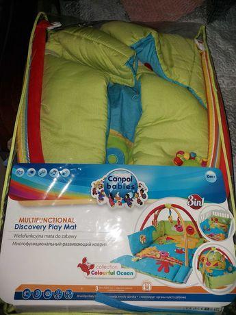 Mata dla dzieci Canpol Babies używana kilka razy