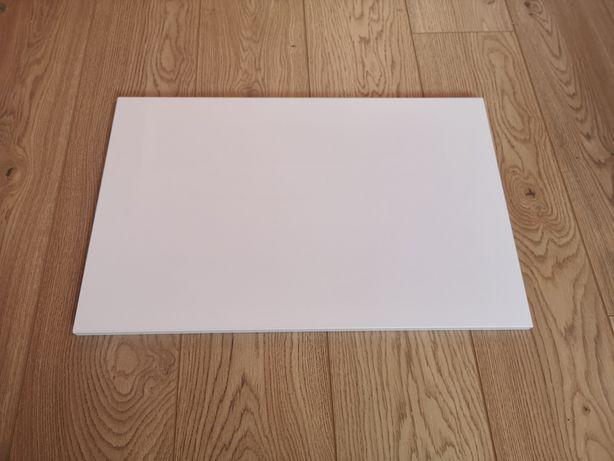 Front IKEA Besta Selsviken, połysk biały, 60x38 cm