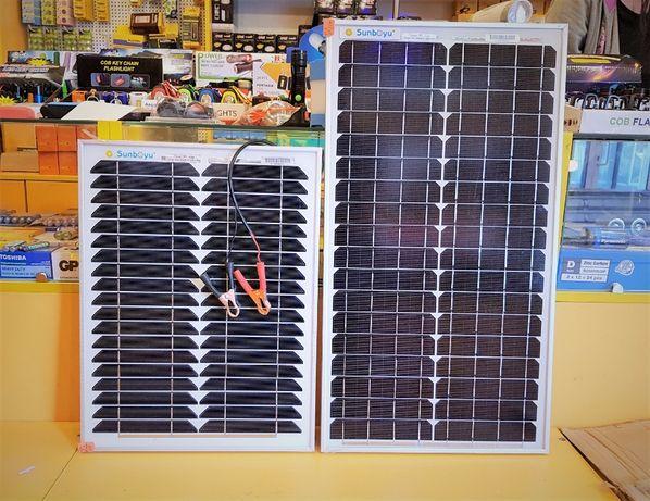 Солнечная панель SUNBOYU 30W,