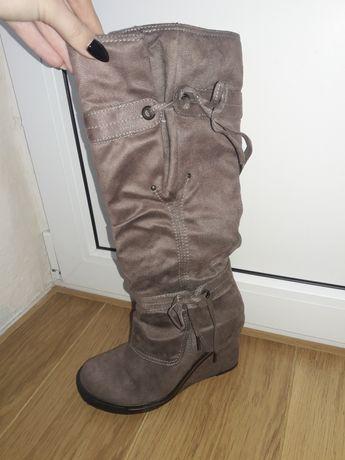 Деммисезонные ботинки