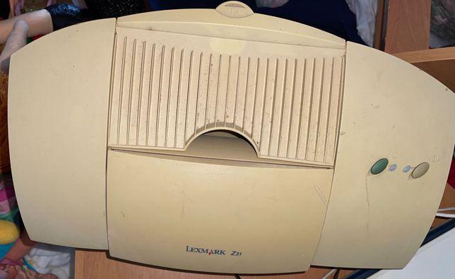 Принтер цветной рабочий