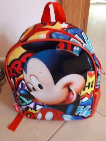 Mochila crianca Mickey