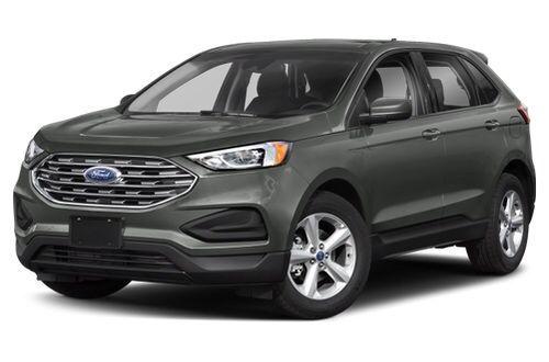 Ford Edge 2015- Лобове скло з Датчиком камера Оригінал