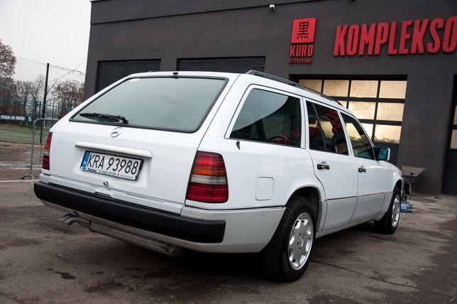 Mercedes W124 Kombi 3.0 Turbo Diesel , ASD