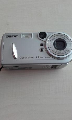 Aparat cyfrowy Sony Cyber-shot DSC-P72