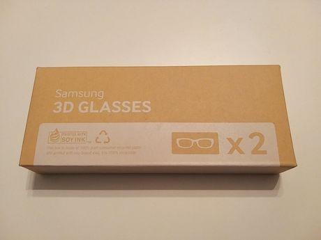 Okulary 3D Samsung oryginalne