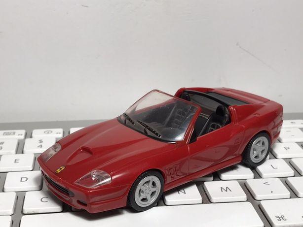 Ferrari Superamerica Shell model autko zabawka auto
