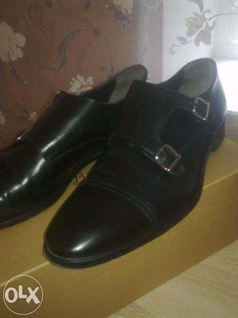 Туфли мужские J.D.Barros