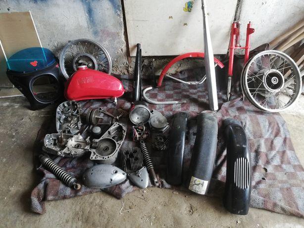 Części motocykle Simson MZ Wsk shl