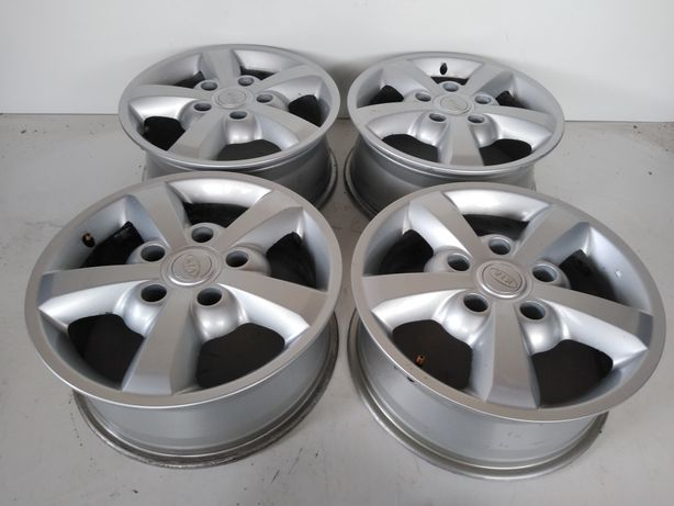 Felgi aluminiowe 17 Kia Sorento 5x139.7