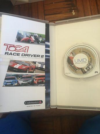 Jogo PSP - TOCA race driver 2