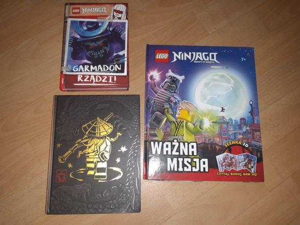 Książki Lego Ninjago ,Garmadon rządzi , ważna misja