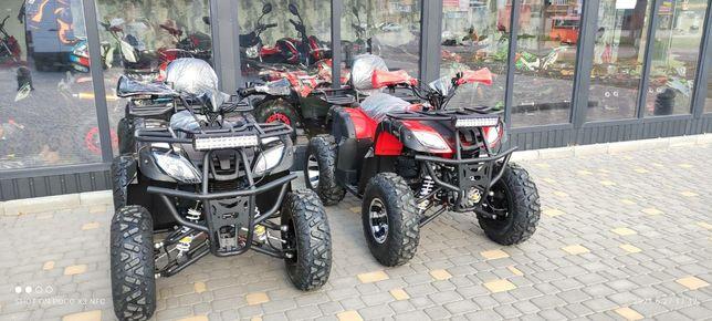 НОВИЙ Утилітарний Квадроцикл ATV HAMER 200сс автомат