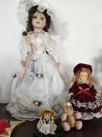 Lalki porcelanowe