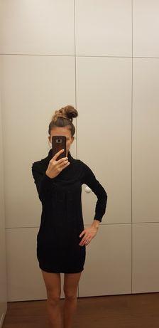 Sukienka czarna Motivi r. S