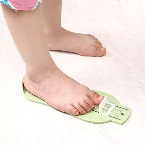 Измерительный прибор для детской стопы