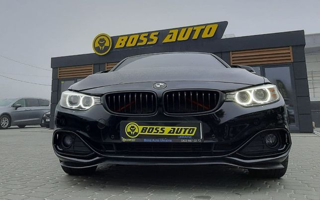 BMW 428 Gran Coupe 2015