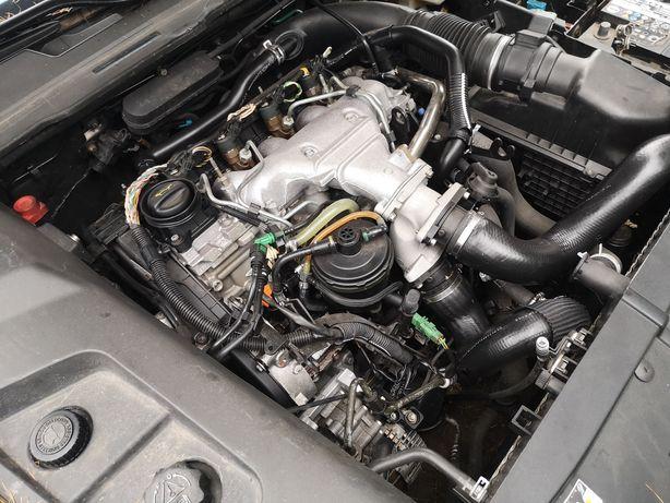 Peugeot 607 2.2 HDI 4HX silnik kompletny