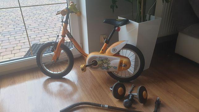 Rower dziecięcy bTwin