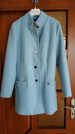 Błękitny płaszczyk