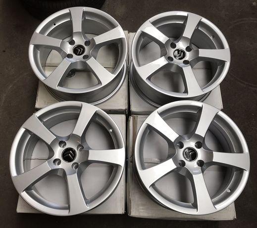 """Felgi aluminiowe 17"""" Peugeot 207, 208, 307, 308, 2008, 3008, 5008, 301"""