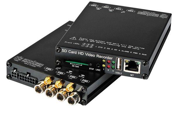 Видеорегистратор Easy Storage HDVR 004