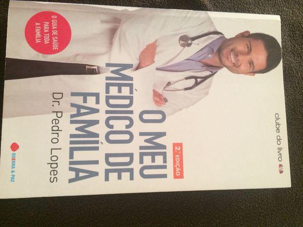 Livro - O meu médico de família