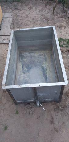 Sprzedam zbiornik aluminiowy 1000l