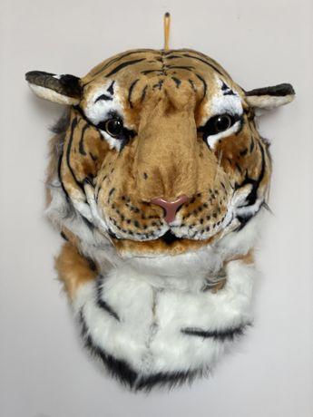 Рюкзак детский в виде головы тигра, фотозона, игрушка