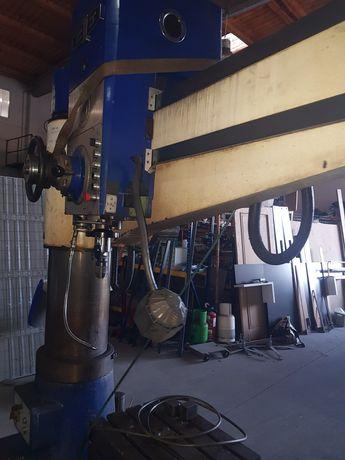 Engenho radial fresadora maquinas de metalomecanica 3040