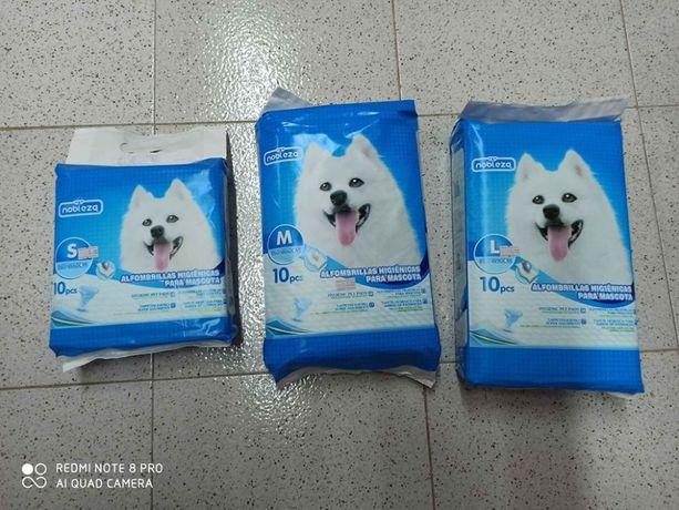 Resguardos para cachorro 10 unidades