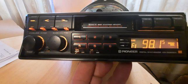 Radio pioneer 5090sdk mercedes bmw oldschool japan