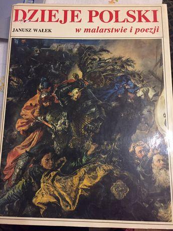 Dziele Polski w malarstwie i poezji