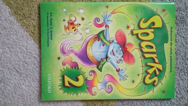 Sparks 2 podręcznik, Oxford
