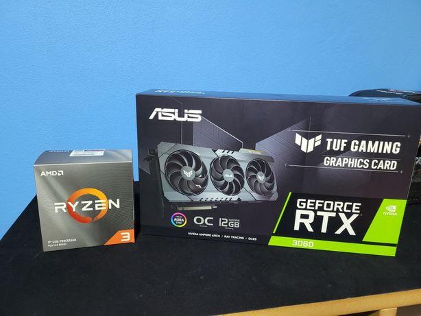PG Gaming RTX 3060 12GB / Ryzen 3100 / 16GB