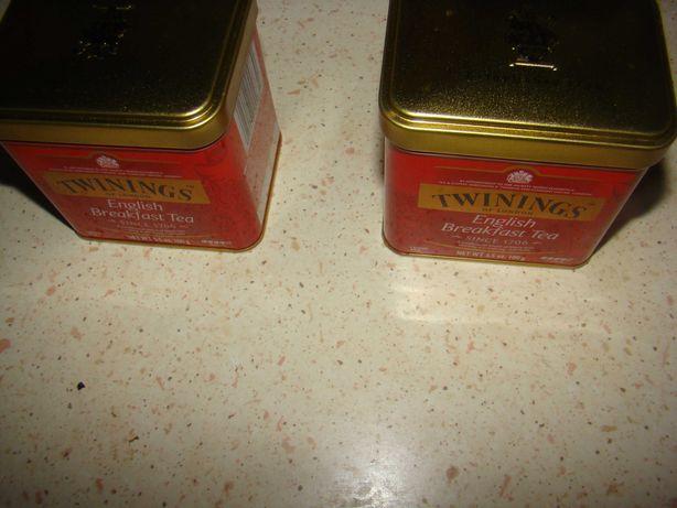 Twinings. Чай Английский завтрак (English Breakfast)
