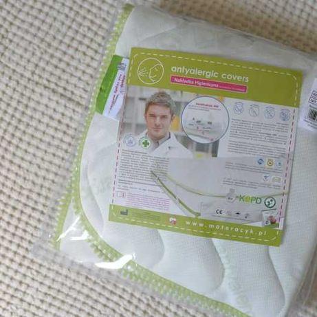 Nakładka higieniczna do łóżeczka NOWA- fabrycznie zapakowana