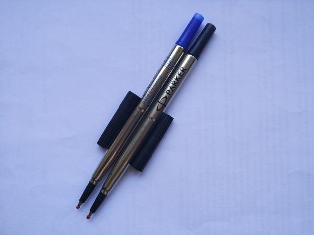Сменный стержень-роллер к ручкам PARKER черного и синего цветов