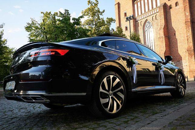 VW Arteon do ślubu! Nowy Model 2021r. R-line. Wolne terminy!!! Wlkp.
