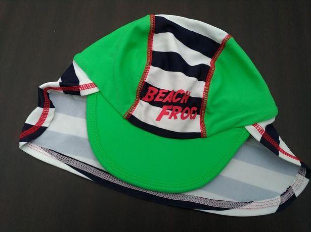 Солнцезащитная кепка панамка для плавания и безопасного загара