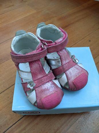 Sandálias Rosa Bebé da Chicco Primavera Verão