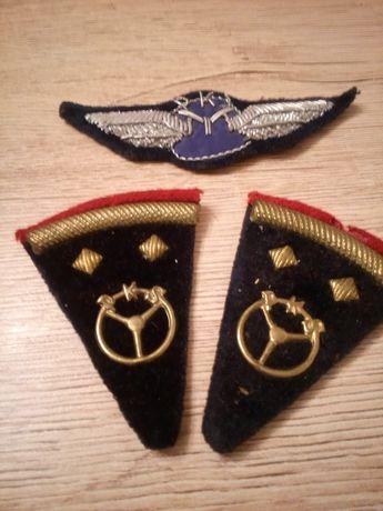 Naszywki marynarka kierowcy PKS