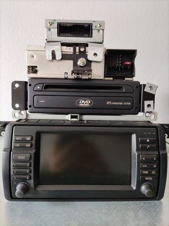 Zestaw audio, nawigacja BMW e46 oryginał